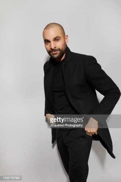 Actor Michael Mando of AMC's Better Call Saul' poses for a portrait during the 2020 Winter TCA Portrait Studio at The Langham Huntington Pasadena on...