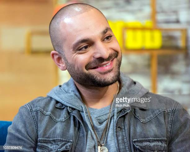 Actor Michael Mando visits 'The IMDb Show' on August 21 2018 in Studio City California This episode of 'The IMDb Show' airs on September 13 2018