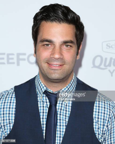 Actor Michael Masini attends OK Magazine's Summer kickoff party at The W Hollywood on May 17 2017 in Hollywood California