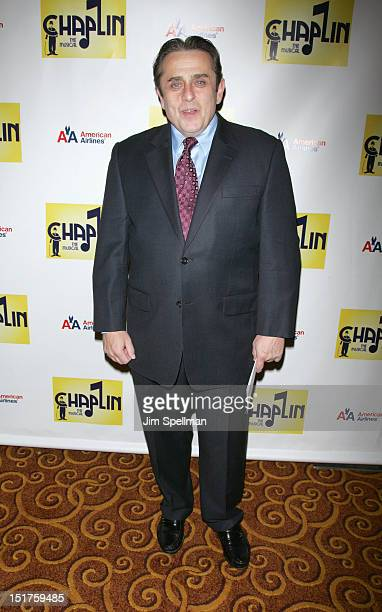 Actor Michael McCormick attends the Chaplin Broadway opening night after party at Gotham Hall on September 10 2012 in New York City