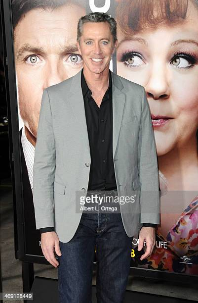 Actor Michael McDonald arrives for the Premiere Of Universal Pictures' 'Identity Thief' held at Mann Village Theater on February 4 2013 in Westwood...