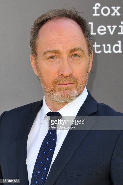 Actor Michael McElhatton attends a premiere of National Geographic's 'Genius' at Fox Bruin Theater on April 24 2017 in Los Angeles California