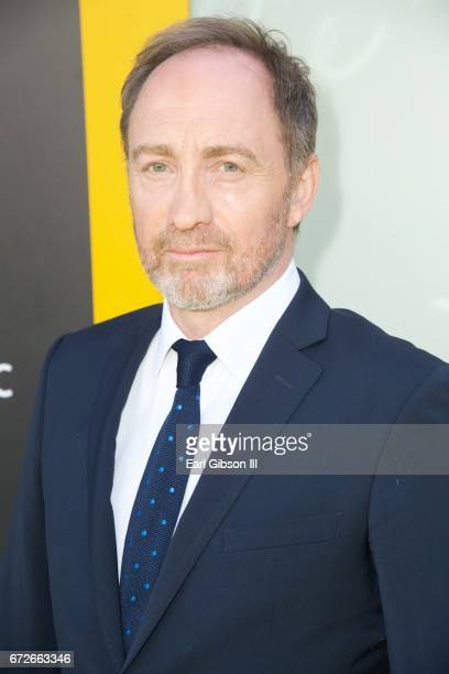 Actor Michael McElhatton attends the Premiere Of National Geographic's 'Genius' at Fox Bruin Theater on April 24 2017 in Los Angeles California