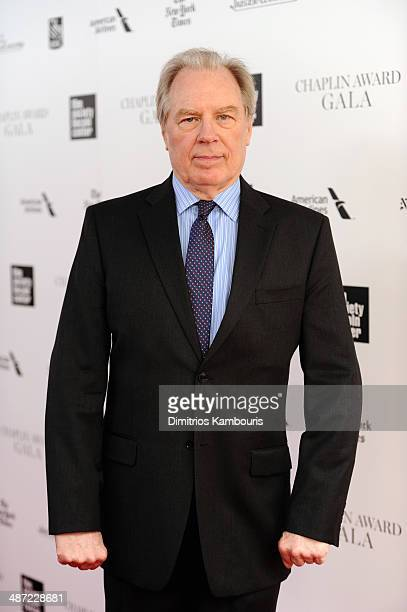 Actor Michael McKean attends the 41st Annual Chaplin Award Gala at Avery Fisher Hall at Lincoln Center for the Performing Arts on April 28 2014 in...