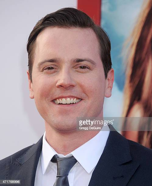 Actor Michael Mosley arrives at the Los Angeles premiere of 'Hot Pursuit' at TCL Chinese Theatre IMAX on April 30 2015 in Hollywood California