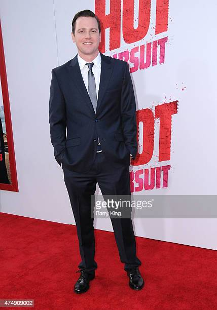Actor Michael Mosley attends the premiere of 'Hot Pursuit' at TCL Chinese Theatre on April 30 2015 in Hollywood California