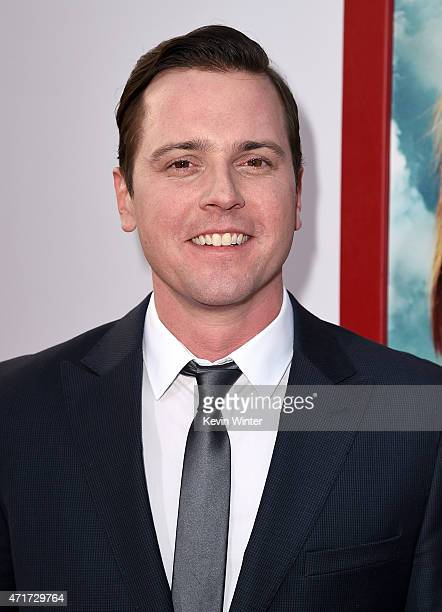 Actor Michael Mosley attends the premiere of New Line Cinema and MetroGoldwynMayer's 'Hot Pursuit' at TCL Chinese Theatre on April 30 2015 in...