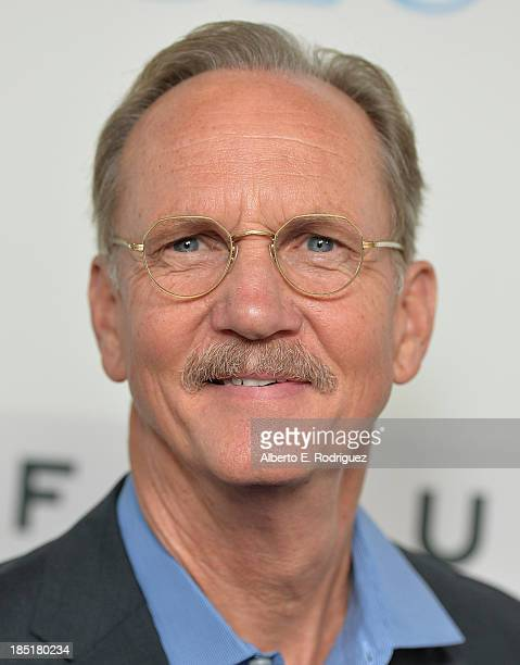Actor Michael O'Neill attends Focus Features' 'Dallas Buyers Club' premiere at the Academy of Motion Picture Arts and Sciences on October 17 2013 in...