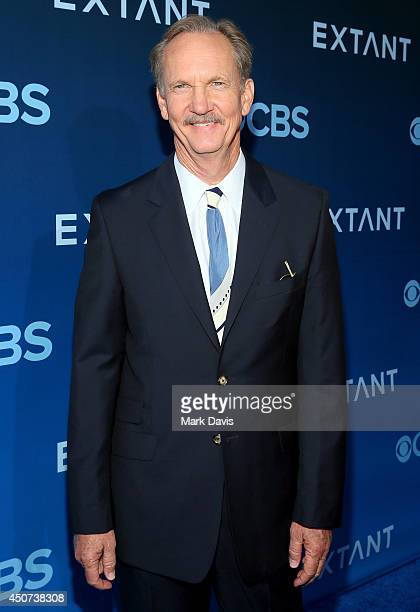 Actor Michael O'Neill attends Premiere Of CBS Television Studios Amblin Television's 'Extant' at California Science Center on June 16 2014 in Los...