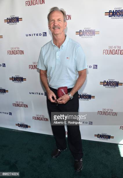 Actor Michael O'Neill attends the SAGAFTRA Foundation 8th Annual LA Golf Classic Fundraiser at Lakeside Golf Club on June 12 2017 in Los Angeles...