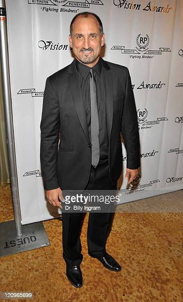 Actor Michael Papajohn arrives at the 36th Annual Vision Awards at The Beverly Wilshire Hotel on June 27, 2009 in Beverly Hills, California.