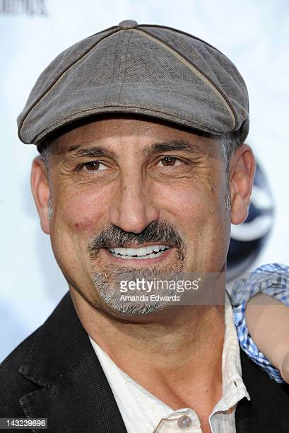 Actor Michael Papajohn arrives at the Band From TV's 2nd Annual Block Party On Wisteria Lane at Universal Studios Backlot on April 21 2012 in...