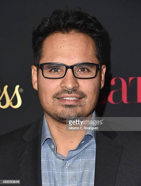 Actor Michael Pena attends LATINA Magazine's Hollywood Hot List party at the Sunset Tower Hotel on October 2 2014 in West Hollywood California