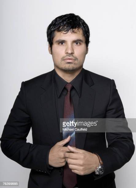 Actor Michael Pena is photographed at Hollywood Life's Breakthrough of the Year Awards on December 12 2006 at the Music Box in Los Angeles California