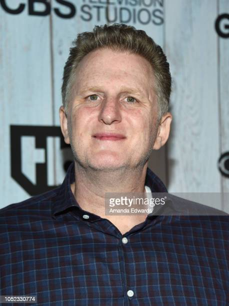 Actor Michael Rapaport arrives at the premiere of TBS' 'The Guest Book' Season 2 at EPLP Restaurant on October 16 2018 in West Hollywood California