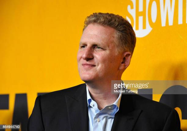 Actor Michael Rapaport attends the premiere of Showtime's 'White Famous' at The Jeremy Hotel on September 27 2017 in West Hollywood California