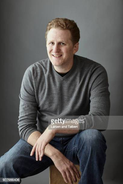 Actor Michael Rapaport is photographed for InStyle Magazine on January 21 2011 at the Sundance Film Festival in Park City Utah Photo by Larsen and...
