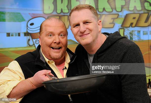 THE CHEW Actor Michael Rapaport is the guest Monday April 20 2015 on ABC's 'The Chew' 'The Chew' airs MONDAY FRIDAY on the ABC Television Network