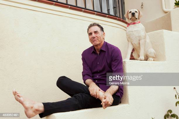 Actor Michael Richards is photographed for Los Angeles Times on November 19 2013 in Pacific Palisades California PUBLISHED IMAGE CREDIT MUST READ...