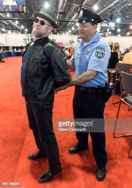 Actor Michael Rooker attends Wizard World Comic Con Philadelphia 2017 Day 2 at Pennsylvania Convention Center on June 2 2017 in Philadelphia...