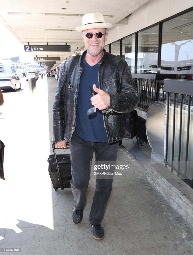 Celebrity Sightings In Los Angeles - September 05, 2017