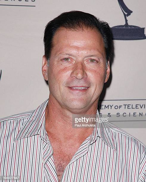 Actor Michael Sabatino arrives at the Academy Of Television's presentation to 'Celebrate 45 Years Of Days Of Our Lives' at Leonard H Goldenson...