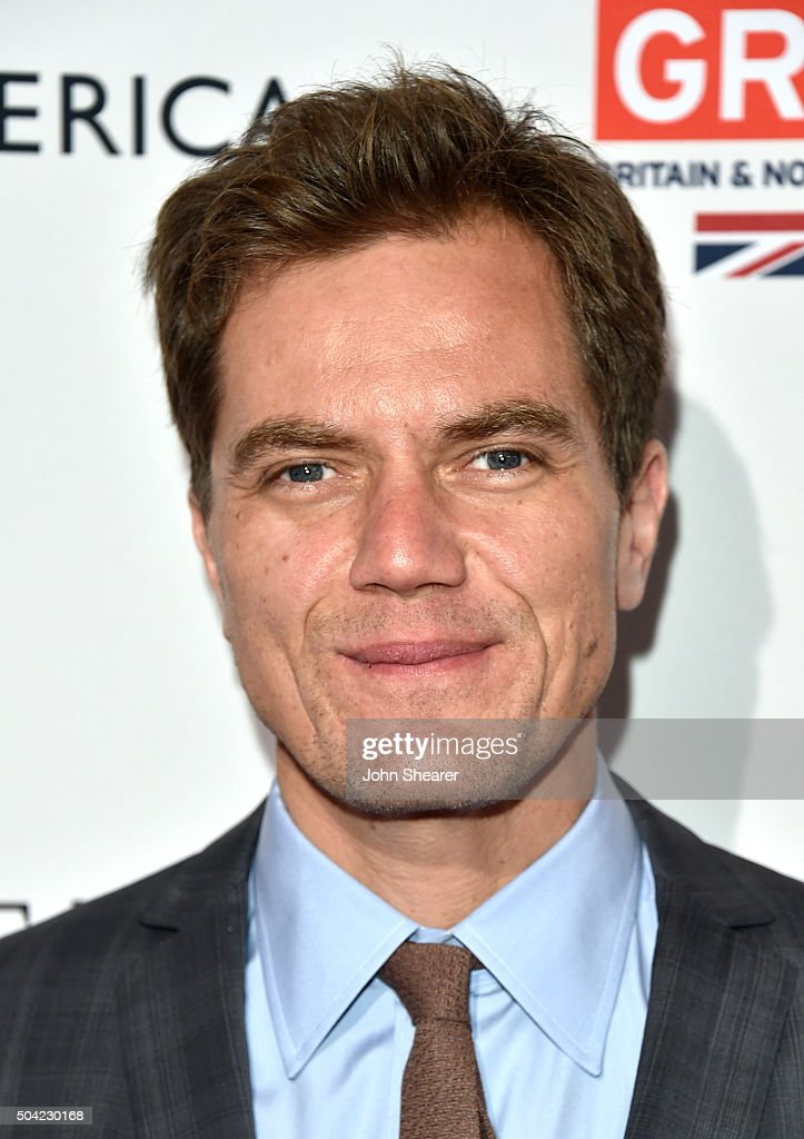 Actor Michael Shannon attends the BAFTA Awards Season Tea Party at Four Seasons Hotel Los Angeles at Beverly Hills on January 9, 2016 in Los Angeles, California.