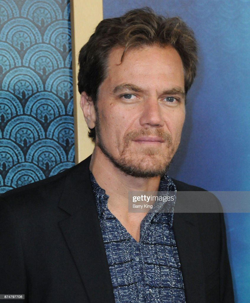 Actor Michael Shannon attends the premiere of Fox Searchlight Pictures' 'The Shape Of Water' at Academy Of Motion Picture Arts And Sciences on November 15, 2017 in Los Angeles, California.