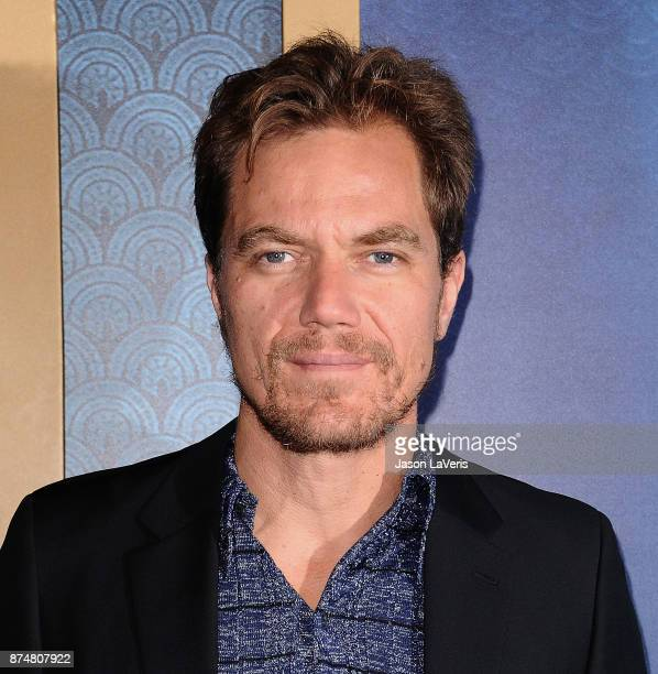 Actor Michael Shannon attends the premiere of 'The Shape of Water' at the Academy of Motion Picture Arts and Sciences on November 15 2017 in Los...