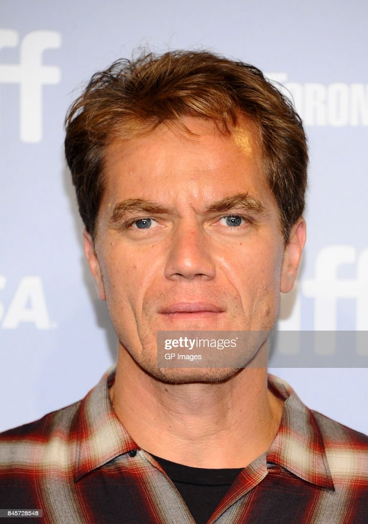 Actor Michael Shannon attends 'The Shape of Water' press conference during 2017 Toronto International Film Festival at TIFF Bell Lightbox on September 11, 2017 in Toronto, Canada.