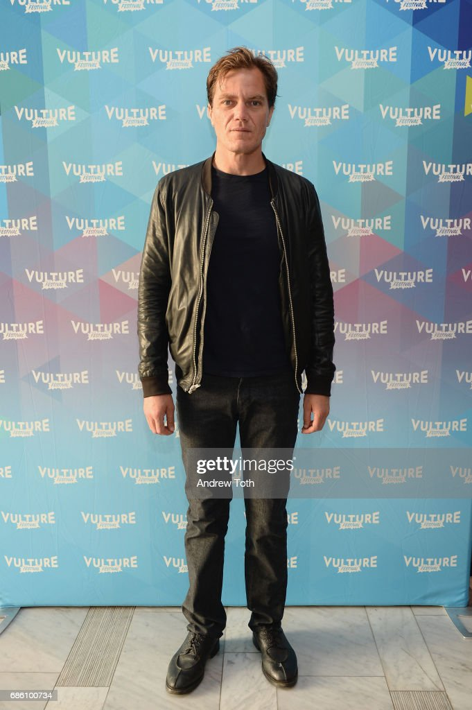 Actor Michael Shannon attends the Vulture Festival at The Standard High Line on May 20, 2017 in New York City.