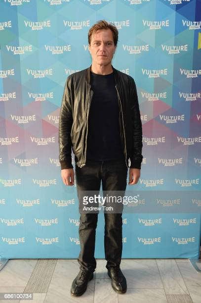 Actor Michael Shannon attends the Vulture Festival at The Standard High Line on May 20 2017 in New York City