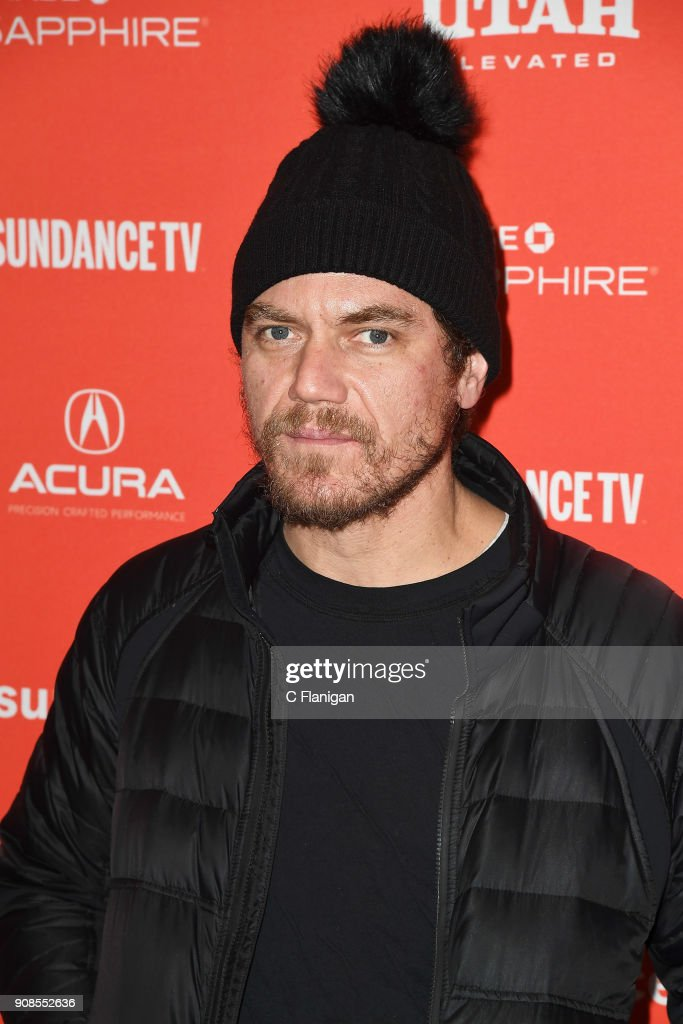 Actor Michael Shannon attends the 'What They Had' Premiere during the 2018 Sundance Film Festival at Eccles Center Theatre on January 21, 2018 in Park City, Utah