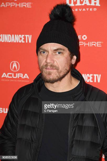Actor Michael Shannon attends the 'What They Had' Premiere during the 2018 Sundance Film Festival at Eccles Center Theatre on January 21 2018 in Park...