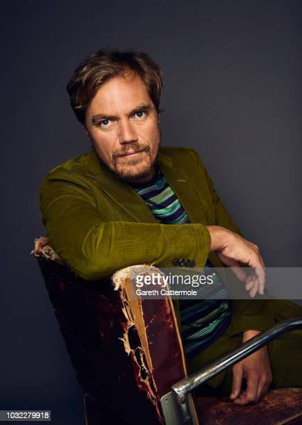 Actor Michael Shannon from the film 'What They Had' poses for a portrait during the 2018 Toronto International Film Festival at Intercontinental...