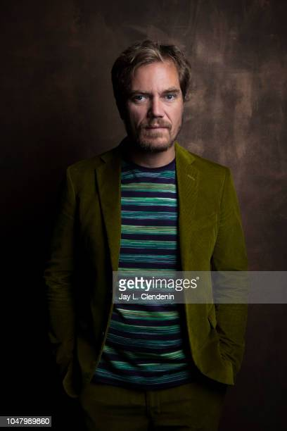 Actor Michael Shannon from 'What They Had' is photographed for Los Angeles Times on September 10 2018 in Toronto Ontario PUBLISHED IMAGE CREDIT MUST...