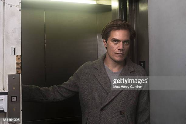 Actor Michael Shannon is photographed for Crush on June 16 in New York City