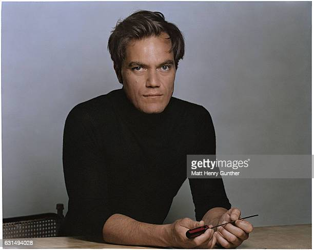 Actor Michael Shannon is photographed for Crush on June 16 in New York City PUBLISHED IMAGE