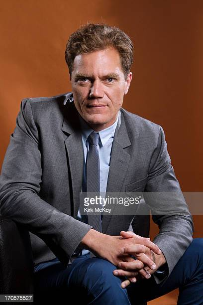 Actor Michael Shannon is photographed for Los Angeles Times on May 30, 2013 in Burbank, California. PUBLISHED IMAGE. CREDIT MUST BE: Kirk McKoy/Los...
