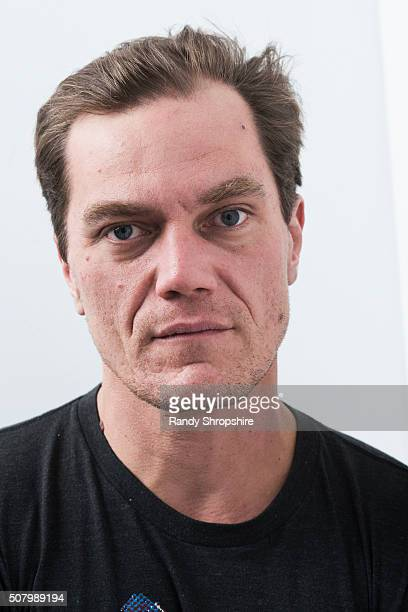 Actor Michael Shannon of 'Complete Unknown' poses for a portrait at the 2016 Sundance Film Festival on January 26 2016 in Park City Utah