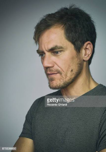 Actor Michael Shannon poses for a portrait during the 12th Rome Film Festival on October 2017 in Rome Italy