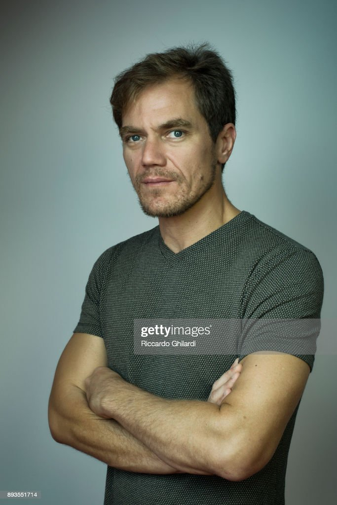 Actor Michael Shannon poses for a portrait during the 12th Rome Film Festival on October, 2017 in Rome, Italy. (Photo by Riccardo Ghilardi/Contour by Getty Images).