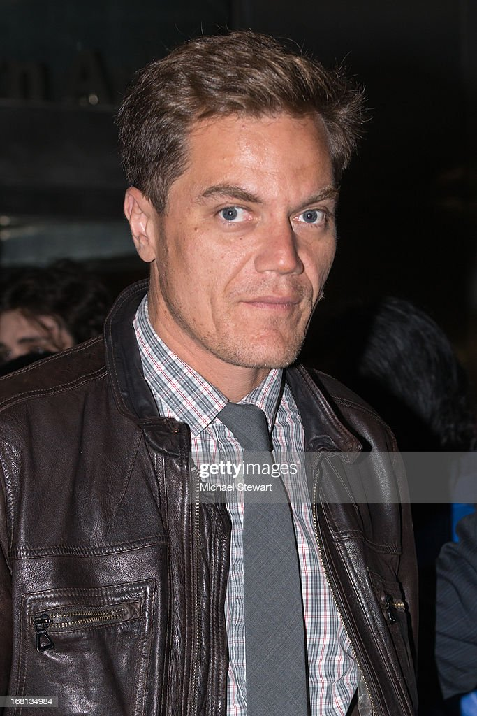 Actor Michael Shannon seen on the streets of Manhattan on May 5, 2013 in New York City.