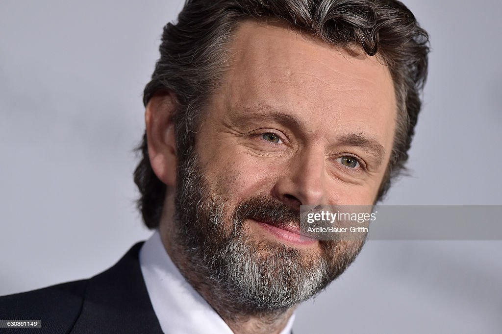 Actor Michael Sheen arrives at the premiere of Columbia Pictures' 'Passengers' at Regency Village Theatre on December 14, 2016 in Westwood, California.