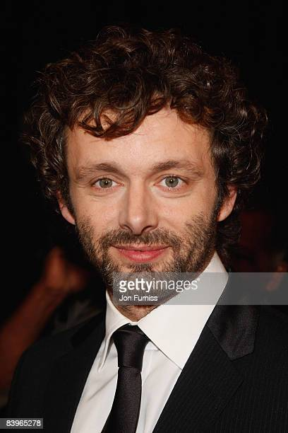 Actor Michael Sheen attend sthe British Independent Film Awards at the Old Billingsgate Market on November 30 2008 in London England