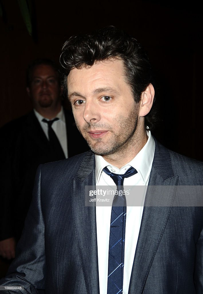 Actor Michael Sheen attends the HBO premiere of 'The Special Relationship' after party held at Directors Guild Of America on May 19, 2010 in Los Angeles, California..