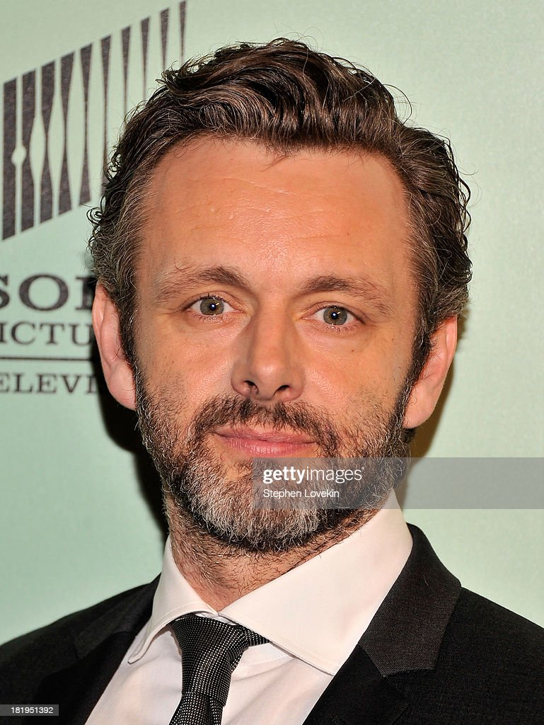 Actor Michael Sheen attends The 'Masters Of Sex' New York Series Premiere at The Morgan Library & Museum on September 26, 2013 in New York City.