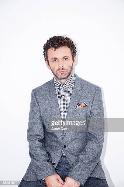 Actor Michael Sheen is photographed for Empire magazine on September 13 2013 in London England