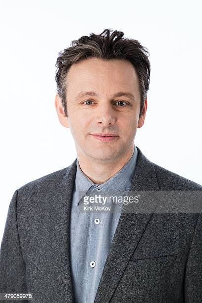 Actor Michael Sheen is photographed for Los Angeles Times on April 24 2015 in Los Angeles California PUBLISHED IMAGE CREDIT MUST BE Kirk McKoy/Los...
