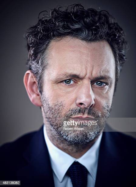 Actor Michael Sheen is photographed for the Times on March 13 2015 in London England